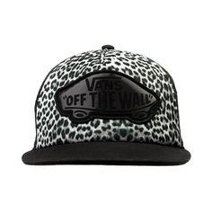 f9d9742f1e2 Shop for Vans Beach Girl Snow Leopard Hat in Black White at Journeys Shoes.  Shop