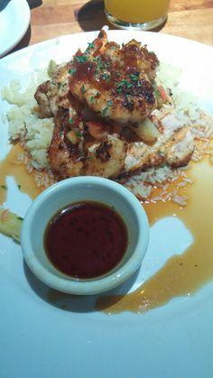 Key West Chicken & Shrimp, delish! #foodie