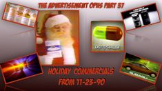 1990 Prime time commercials : Advertisement Opus 37 - 11-23-90 https://youtu.be/eSmxUaWiJoI