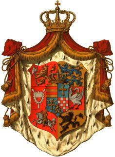 Coat of Amrs Grossherzogtum von Oldenburg Wappen