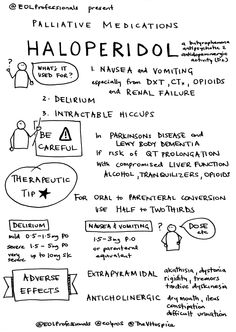 Haloperidol Sketchnote...if you understand and use this daily... I'm looking for you! Message me to discuss opportunities! #providenceiscalling #nurses