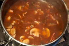Basis koken: jachtsaus (of jägersaus)