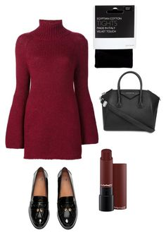 """""""Xxxx💃🏽"""" by macie-miller-1 on Polyvore featuring Rosetta Getty, John Lewis and Givenchy"""