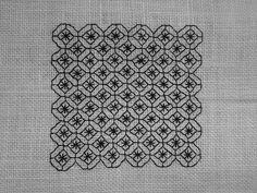 www.flickr.com, Blackwork fill-in pattern 158