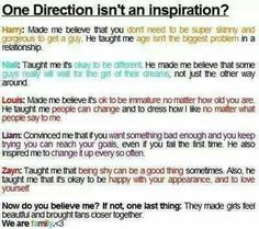 They ARE and inspiration to so many people. Me included ♥♥♥♥♥