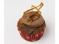 Karamel cupcakes (Libelle Lekker!)