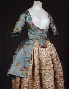 American Duchess:Historical Costuming: What Is the Difference Between a Caraco…