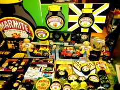 Rosslyn definitely loves her Marmite! Marmite, Jars, Cube, British, Product Launch, Crafts, Manualidades, Pots, Jar