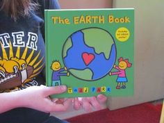 Great book for introducing topic--has 10 ways to take care of the earth.