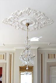 Ornamenten en sierlijsten van Orac Decor: verkrijgbaar via www.discoveringdecor.be