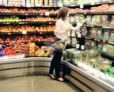 The Only Grocery Shopping List You'll Ever Need #theeverygirl