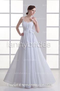 2013 Halter Neckline Chiffon Maternity Wedding Dress - Fannybrides.com