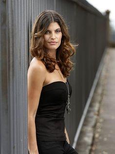 Zoe Ventoura is a Western Australian actress of Greek descent. Home And Away Cast, Classy Women, Greek, Actors, Tv, Friends, Wedding Dresses, Lady, Summer