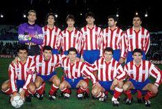 El Atletico de Madrid de Luis Garcia Postigo