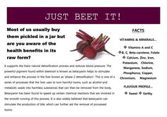 Glass of Beet Juice