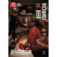 2012 Season - Richard III / Shakespeare's Globe