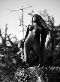 Electric Ladyland - Outdoor scuplture