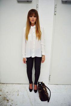 #ways to #style #black #heels