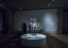 Photography by Naho Kubota. Manus x Machina fashion exhibition at New York's Metropolitan Museum of Art