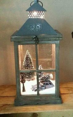 Make your home warm and happy and it's time to do last Christmas decorations and fell holiday spirit. As the music stations start switching lanterns 20 Eye-Catching DIY Christmas Decorations and Crafts - The ART in LIFE