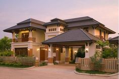 Luxurious New Home Designs