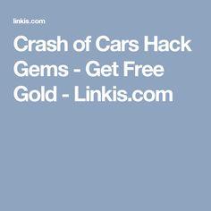 Crash of Cars Hack Gems - Get Free Gold - Linkis.com