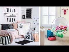 Cómo decorar cuando NO tienes dinero!!! - YouTube