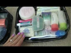 How to pack a suitcase from http://www.alejandra.tv