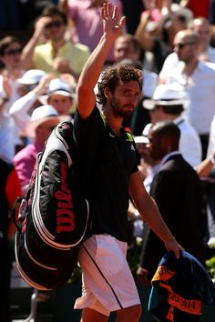 Ernests Gulbis Photos - French Open: Day 13 - Zimbio Gael Monfils, French Open, Australian Open, Bad Boys, Captain Hat, Day, Photos, Pictures
