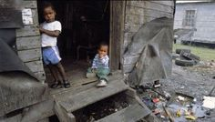 """Poverty is at a high in alot of communities especially the black community. It has gotten so bad that others in the black community call how poor they are """"third world poor"""". It doesn't just effect the adults but also the children as well."""