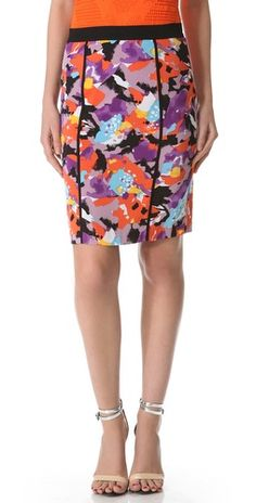 Catherine Malandrino Pencil Skirt  LOVE!!!