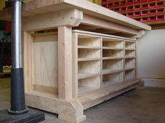 woodshop ideas - Google Search Don't think this was ever finished in the blog?? SOOOOLID BENCH FOR SURE!!!!