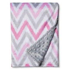 Circo™ Valboa Baby Blanket - Pink ZZZZ's : Target