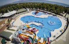 Camping bungalows Las Dunas, Sant Pere Pescador, Girona Costa Brava  TIPO DE ACTIVIDAD hotel camping