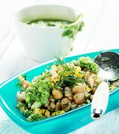 Οσπριοσαλάτες - Η ΔΙΑΔΡΟΜΗ ® Salads, Cooking Recipes, Vegetables, Food, Chef Recipes, Essen, Vegetable Recipes, Meals, Salad