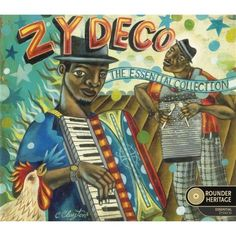 Zydeco music