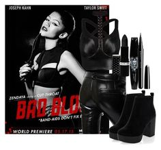 """Bad Blood - Zendaya Coleman"" by santos-elsa on Polyvore featuring moda, Chicas Fashion, Posh Girl, Each X Other, Hard Candy, Marc Jacobs e New Look"
