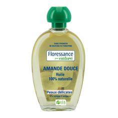 Huile d'Amande Douce - Floressance - Léa Nature