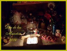 DIA DE LOS MUERTOS 2014