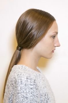 25 Ponytail Ideas to Beat the Heat This Summer   StyleCaster