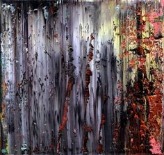 Gerhard Richter » Art » Paintings » Abstracts » Abstract Painting » 677-3