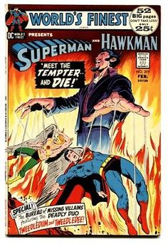 WORLDS FINEST #209 comic book 1972 DC COMICS-Batman Superman: $37.12 End Date: Monday May-7-2018 10:45:58 PDT Buy It Now for only: $37.12…