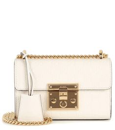 Padlock Small Leather Shoulder Bag | Gucci - mytheresa