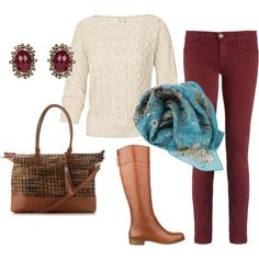 """""""Apple Picking"""" by sapphi19 on Polyvore I love this fall outift!"""