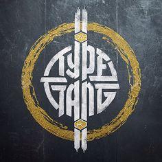 Type Gang 20K by Doug Graphics