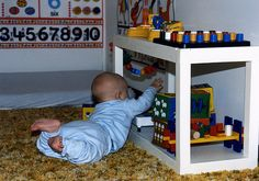 How To Start Using Montessori at Home with seperate Ideas for babies, toddlers and preschoolers