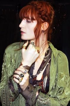 Florence Welch Launches A New Jewelry Line