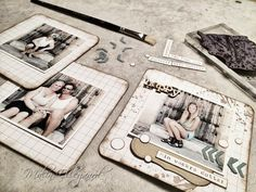 Project Life With Malin E: Gör själv..... Project Life Cards, Pocket Letters, Happy Mail, Life Photo, Atc, Snail, Projects, Scrapbooking, Album