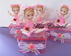 LEMBRANÇA DE BAILARINA Princess Peach, Biscuit, Pasta, Ballet, China Dolls, Hipster Stuff, Souvenirs, Birds, Atelier