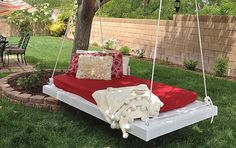 Projects for backyard relaxation 02